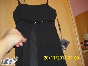 Mala crna haljina-APART- vel 34