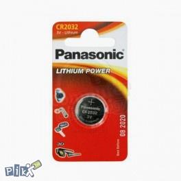Dugmasta baterija za matične ploče Panasonic CR2032