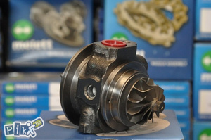Turbina za VW GOLF VI 6 1.4 TSI 90KW