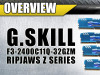 G.SKILL Ripjaws 4 series 32GB DDR4