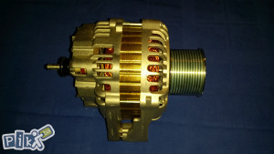 Alternator 24v 90A Mitshubishi