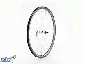 "Prednji tocak za bicikl, 26"", Shimano, V felna ojacana"