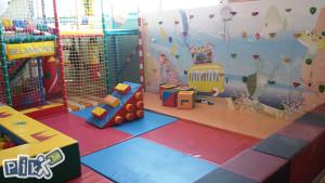 Zid penjanja za djecu .