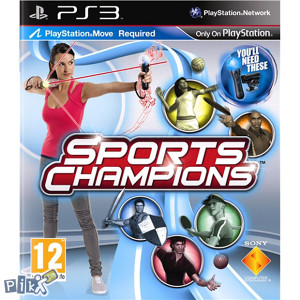 Sports Champions (PS3/PlayStation 3) Move