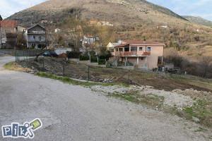 Građevinsko zemljište u Cimu - Mostar