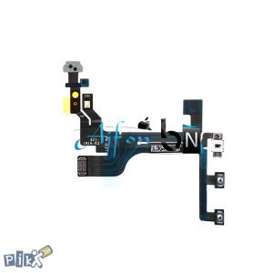Iphone 5C power lock flex
