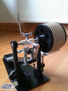 Meinl Percussion Foot Cabasa
