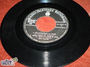 MATT COLLINS graamofonska ploča
