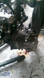 motor mjenjac ford fokus tddi