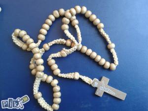 Ogrlica s križem....