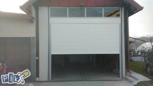 Garazna vrata ROLO SEKCIONA PVC STOLARIJA ROLETNE