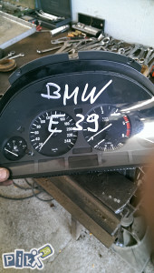 bmw e39 kilometar sat