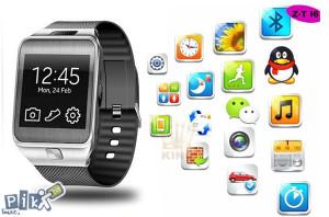 PAMETNI SAT / SMART WATCH, Bluetooth phone watch V8
