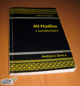 40 Hadisa s tumačenjem