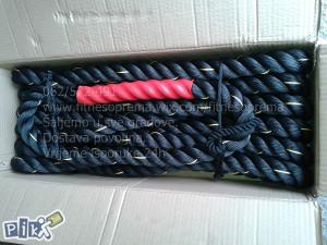 Battle rope 10m
