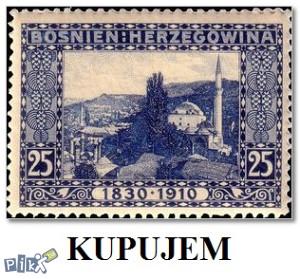 Austrougarska markica iz BiH - Sarajevo