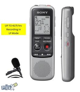 Sony diktafon BX-140 4GB