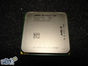 "PROCESOR ""AMD ATHLON"" 64  3500 - 2,2 Ghz - Socket 939"