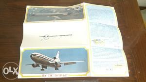 Avion DC-9 katalog