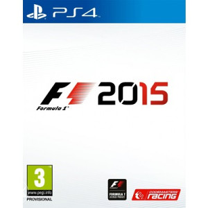 F1 2015 (PS4 - Playstation 4)
