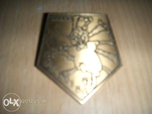 St maurice 2001 medaljon