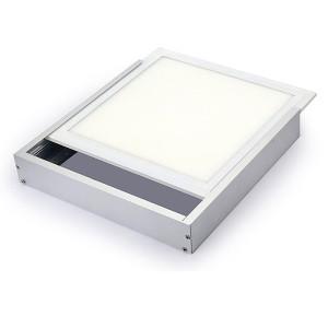 Aluminijumski okvir za LED panel 60x60cm
