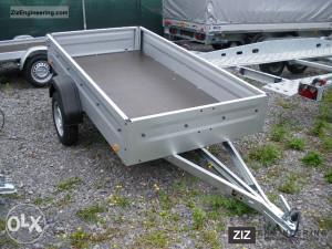 Prikolica 750 kg ukupne mase-TPV Bockmann (NOVA)