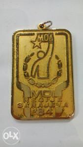 -MALE OLIMPIJSKE IGRE-  MOI 84 Sarajevo-YU