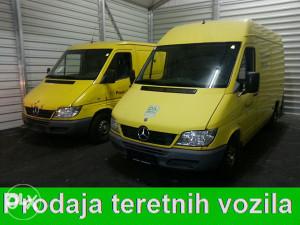 Mercedes Sprinter KLIMA AUTOMATIK master crafter T4 T5