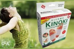 Detoksirajući flasteri za stopala KINOKI 40 KOM(popust)