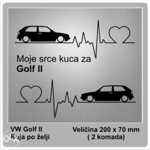 VW GOLF 2 GOLF6 Beetle