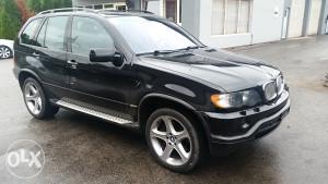 BMW 4.6is E53 X5 4.6 i | BMW Dijelovi
