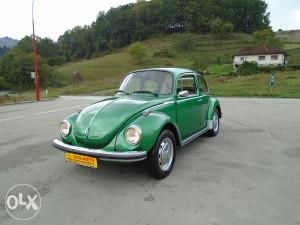 Volkswagen Buba BEETLE 1.2 10KW