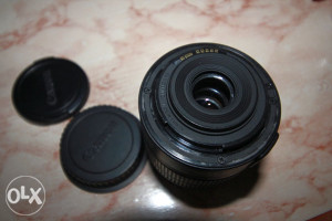 Canon 18-55 3.5-5.6 objektiv  ISPRAVAN