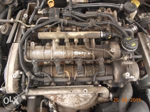 MOTOR FIAT 1.9 JTD 16V,103 KW,03 G.P,196000 KM