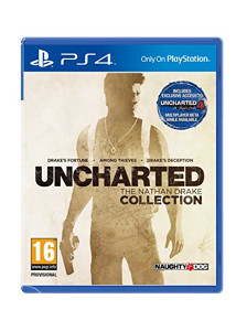 Uncharted : The Nathan Drake Collection -3 dijela (PS4)