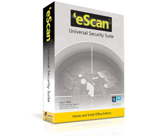 eScan Anti-Virus Universal Security Suite