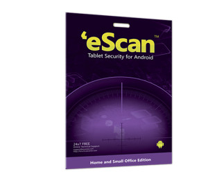 EScan Anti-Virus Mobile Security za Android