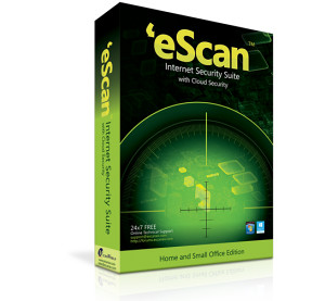 eScan Anti-Virus Internet Security Suite