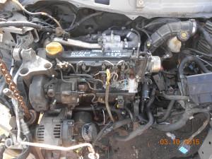 MOTOR NISSAN - RENAULT 1.5 DCI,48 KW,2004  G.P