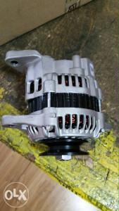 Jcb alternator. alanser motora