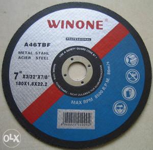 Rezna ploča za metal WINONE - sve mjere