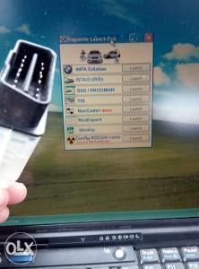 Autodijagnostika BMW podrzava F-seriju