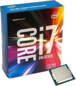 INTEL Core i7-6700 3.40GHz 1151 BOX