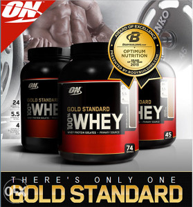 Optimum Nutrition Gold Standard 100% Whey 907grama