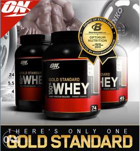 Optimum Nutrition Gold Standard 100% Whey 2.3kg