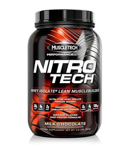MuscleTech Nitro-Tech Performance 1.8kg