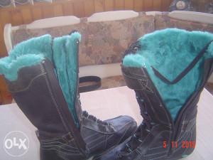 Zimske cizme za skijanje MUSTANG