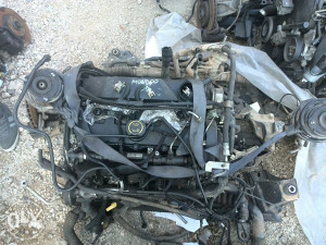 Ford Mondeo TDCi Motor Komplet