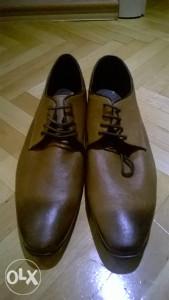 Cipele muske koza 43 broj*NOVO*